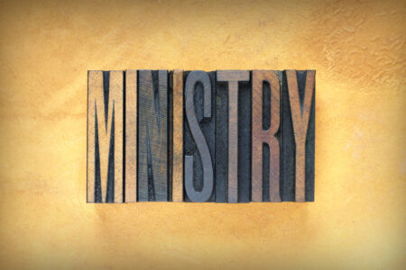Thumbnail for the page titled: Ministries